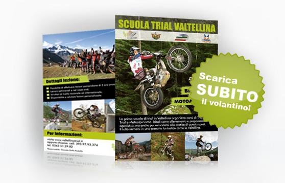 I corsi 2011 della Scuola Trial Valtellina