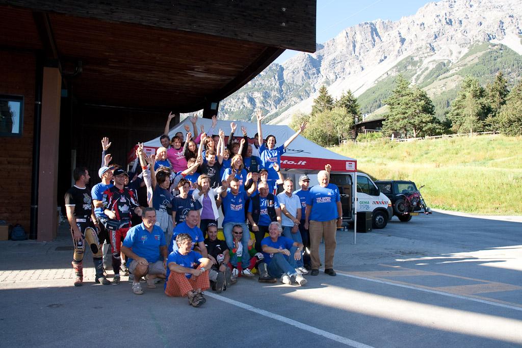 Moto Club Valtellina ... un grande gruppo! Grazie a tutti!