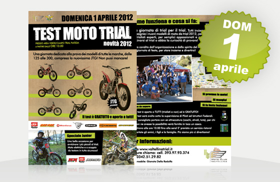 test moto trial immagine