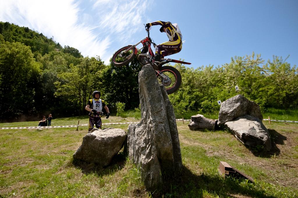 Campionato Regionale Trial 2012 - Piateda