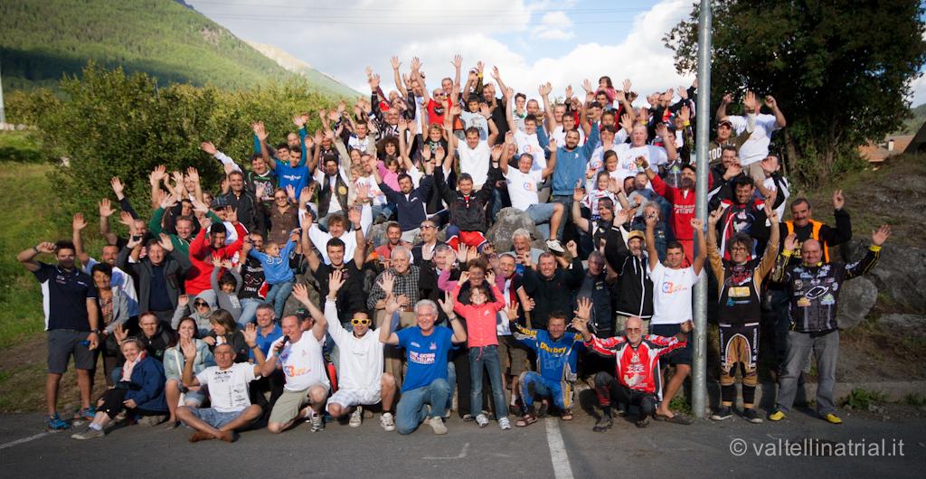 3 giorni valtellina 2012 - che gruppo ragazzi!