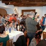 Cena sociale per il Moto Club Valtellina - La Brace