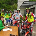 Bella gara a Faedo Valtellino, seconda prova Regionale Lombardia
